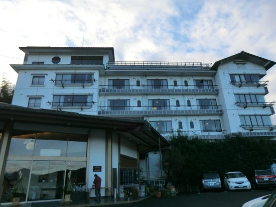 New Hakkeien :                   ホテル全景
