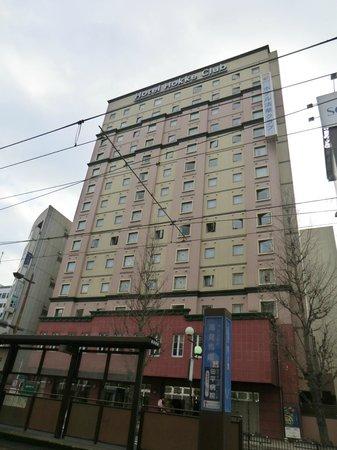 Hotel Hokke Club Kagoshima:                   ホテル外観