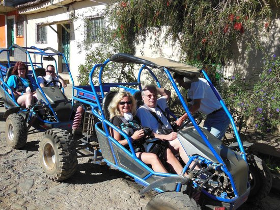 Cuscatlan Tours - Day Tours :                   Dune Buggie Adventure