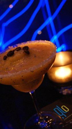 Glo Cocktail Bar: Glo Margarita