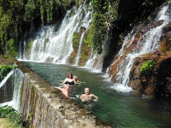 Cuscatlan Tours - Day Tours :                   Cascades Waterfalls