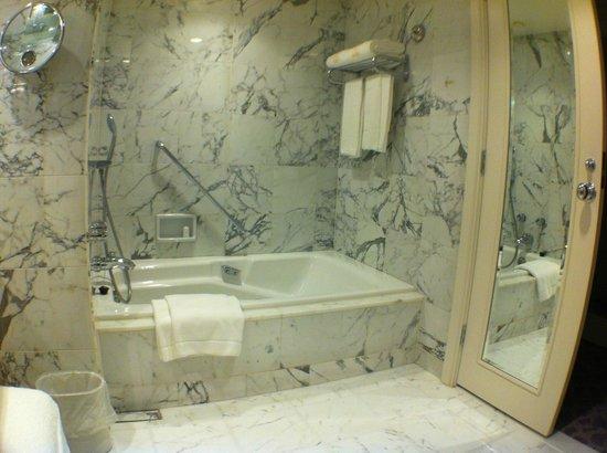 Hotel Hankyu International: Bathroom