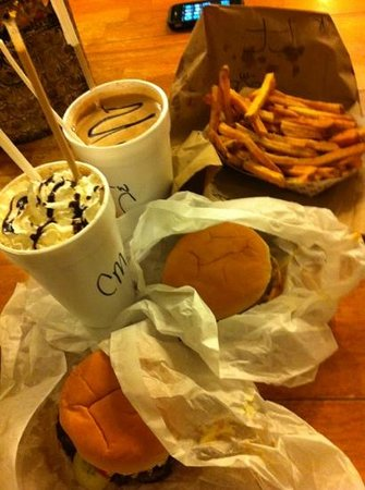 Slabtown Cafe and Burgers