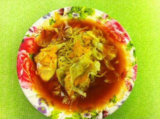 Centre Point Basement Food Court: The Mee Bandung ~ a popular Malaysian dish