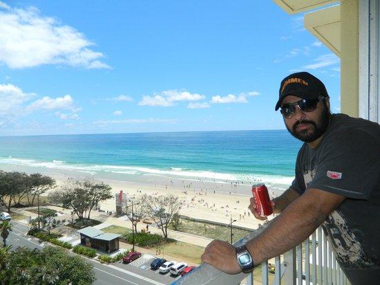 شاتوه بيتش سايد:                   ocean view room                 