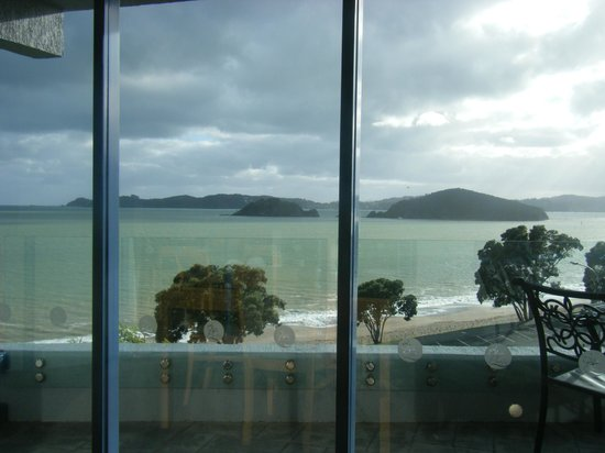 Blue Pacific Apartments Paihia: View from Apartment 2