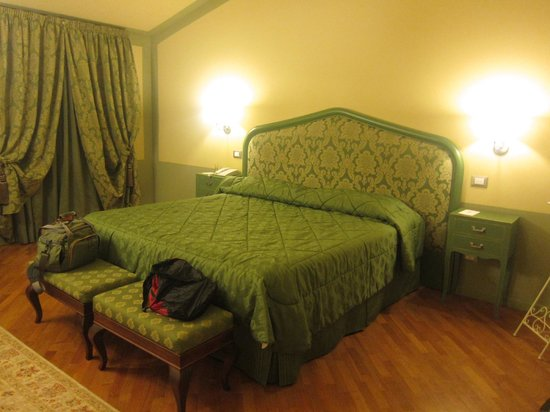 San Luca Palace Hotel:                   Our room