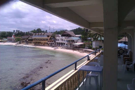 Campbell's Beach Resort:                   nice view