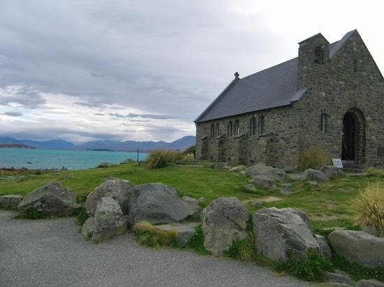 Church of the Good Shepherd:                   The Church Of The  Good Sheperd
