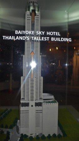Tour Baiyoke Restaurant