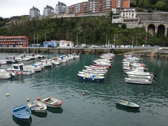 Haitzalde: Port de Mutriku