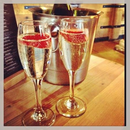 The Brampton Mill:                   Prosecco