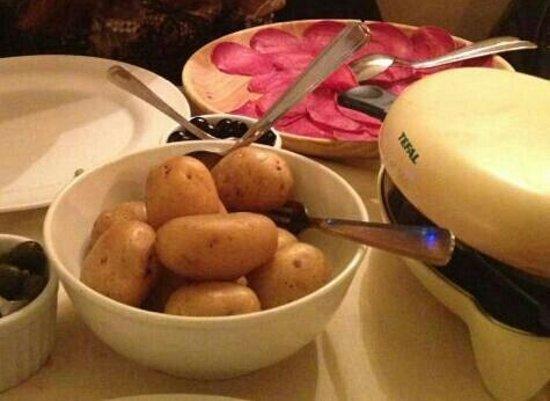 Raclette Foto Di Ristorante La Terrazza Courmayeur Tripadvisor