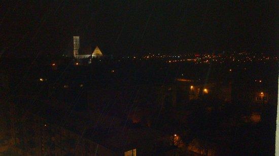 Hotel Siauliai:                   Suit window view