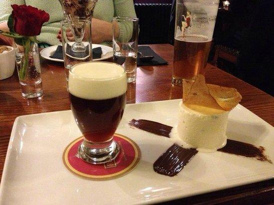 The General Burgoyne:                   Peanuts & A Pint
