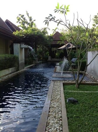 Montra Hotel: tinkling water
