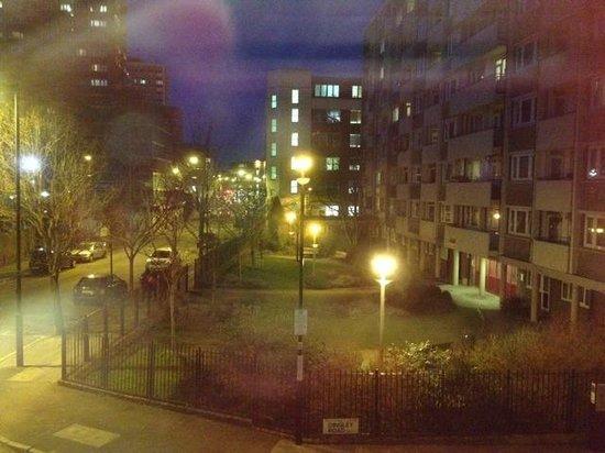 Thistle City Barbican, Shoreditch: view