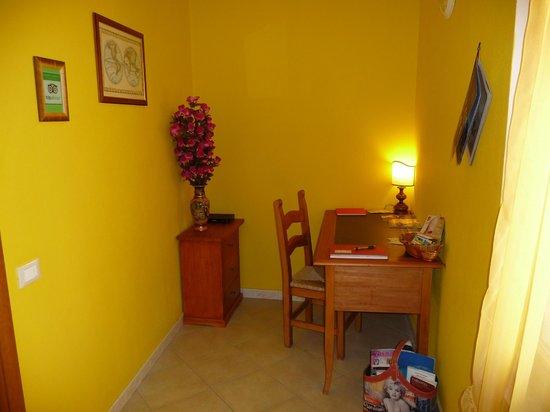 Bed and Breakfast Aldebaran:                   Ingresso - Entrance hall