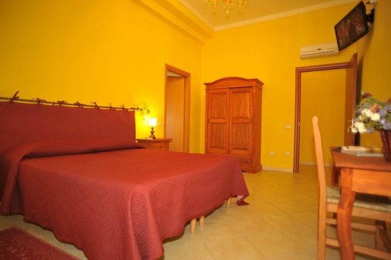 Bed and Breakfast Aldebaran:                   Stanza - Room