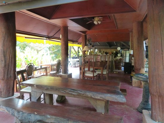 Tonnam Homestay:                                     salle à manger