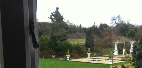 Mercure Letchworth Hall:                                     view from room
