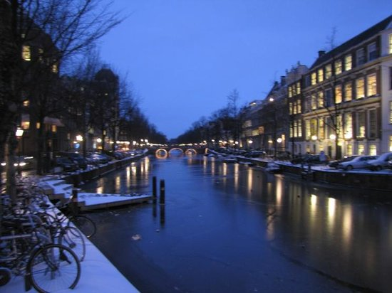 Herengracht: Nightly view