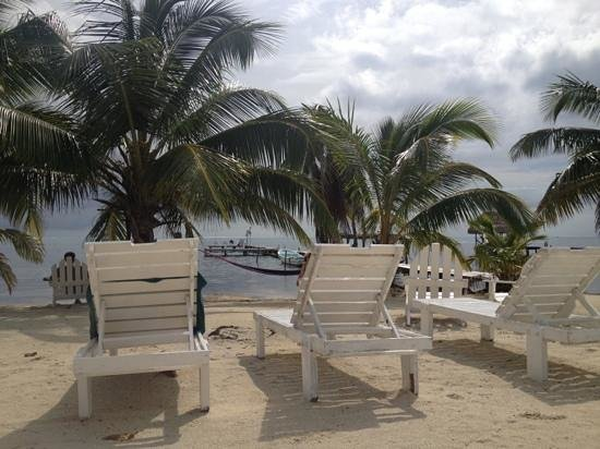 Anchorage Beach Resort:                   the beach - the location is good, but that's all