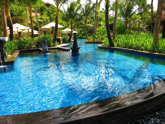 Shangri-La's Boracay Resort & Spa : Pool