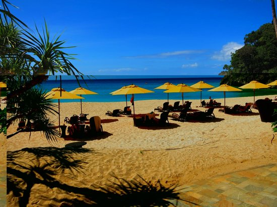 Shangri-La's Boracay Resort & Spa : Beautiful Beach