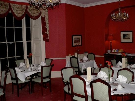 Bailbrook Lodge:                   Dining Room