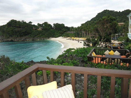 Shangri-La's Boracay Resort & Spa : Private Beach