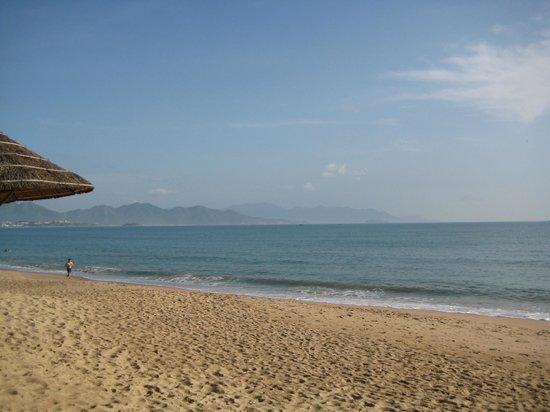 Evason Ana Mandara Nha Trang:                   la plage