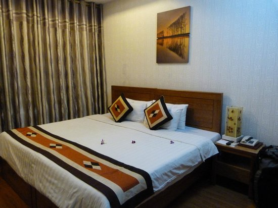 Hanoi Focus Boutique Hotel:                   Room
