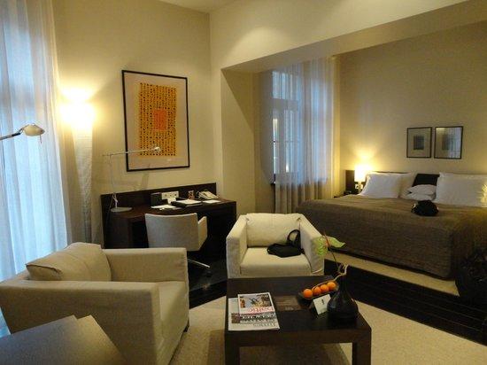 Hotel Bergs:                   номер