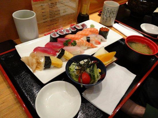 Iwase : Sushi Set