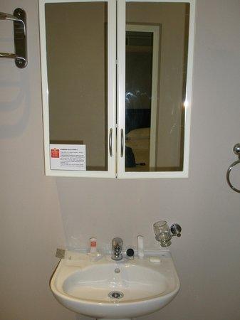 Florida Park Hotel: ese espejo/armario