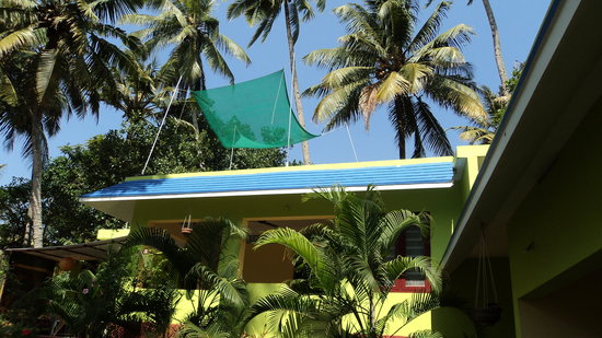 Satta Beach Residence:                   Here we lived