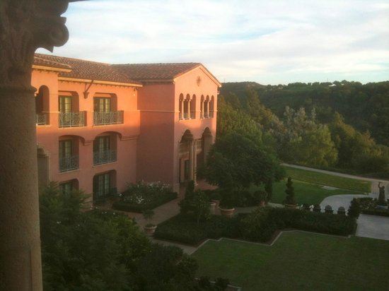 Fairmont Grand Del Mar:                                     View From The Room