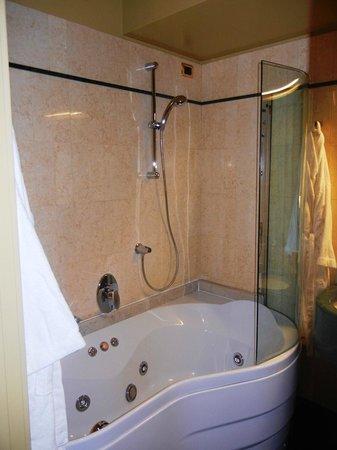 Hotel Ca' Zusto Venezia: Il bagno