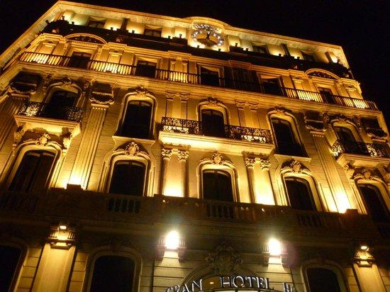 Silken Gran Hotel Havana:                   Hotel