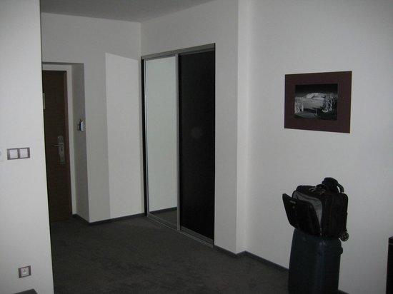 Hotel Turiec: Einbauschrank