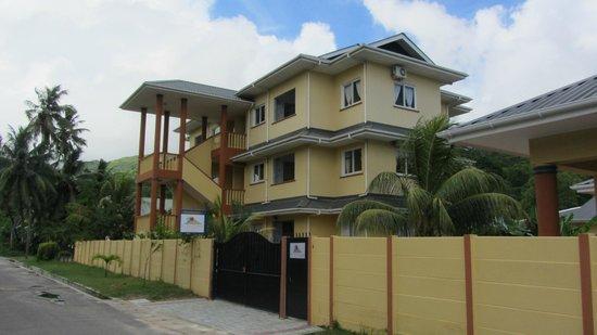 La Villa Therese Holiday Apartments: topgepflegte Unterkunft