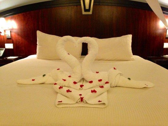 فندق وسبا ستيلا دي ماري بيتش:                   Room Service                 