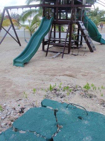 Grand Bahia Principe Jamaica:                                     ESPACE POUR LES ENFANTS