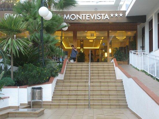 Foto de blue sea montevista hawai lloret de mar for Montevista com