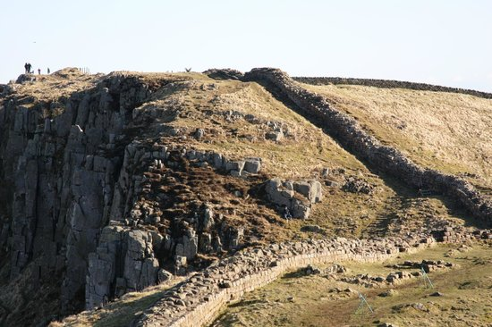 Hadrian's Wall: Roman Wall