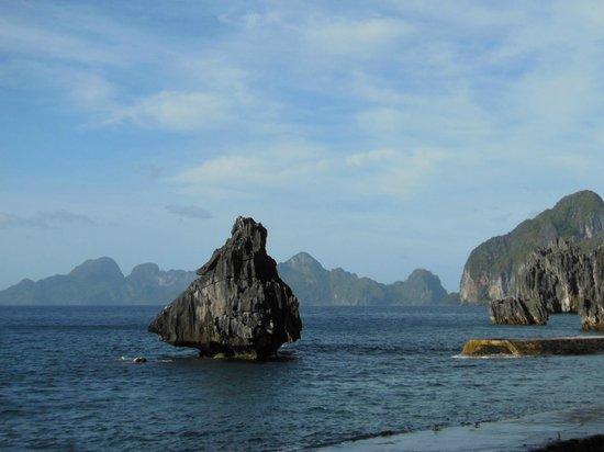 El Nido Resorts Miniloc Island:                   Palawan