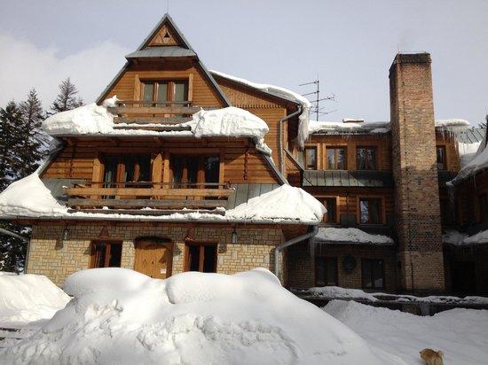 Karolowka Hotel: Beautiful setting