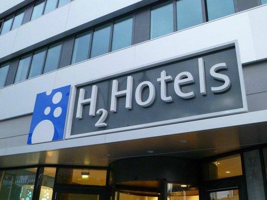 H2 Hotel Berlin Alexanderplatz:                   Hotel