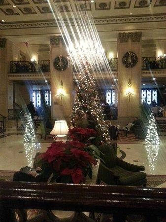 루즈벨트 호텔 뉴욕 사진